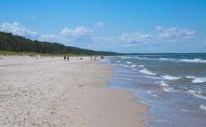 NATURIST BEACH LUBIEWO